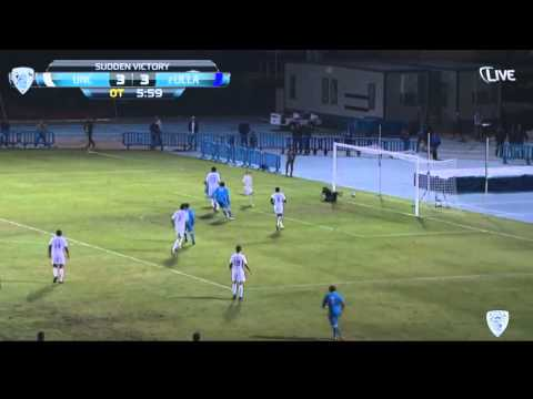 UNC Men's Soccer: Highlights Vs. UCLA NCAAT