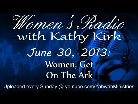 Women's Radio - Women, Get On The Ark