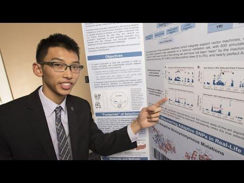 Meet Andrew Jin, Intel's Science Talent Winner