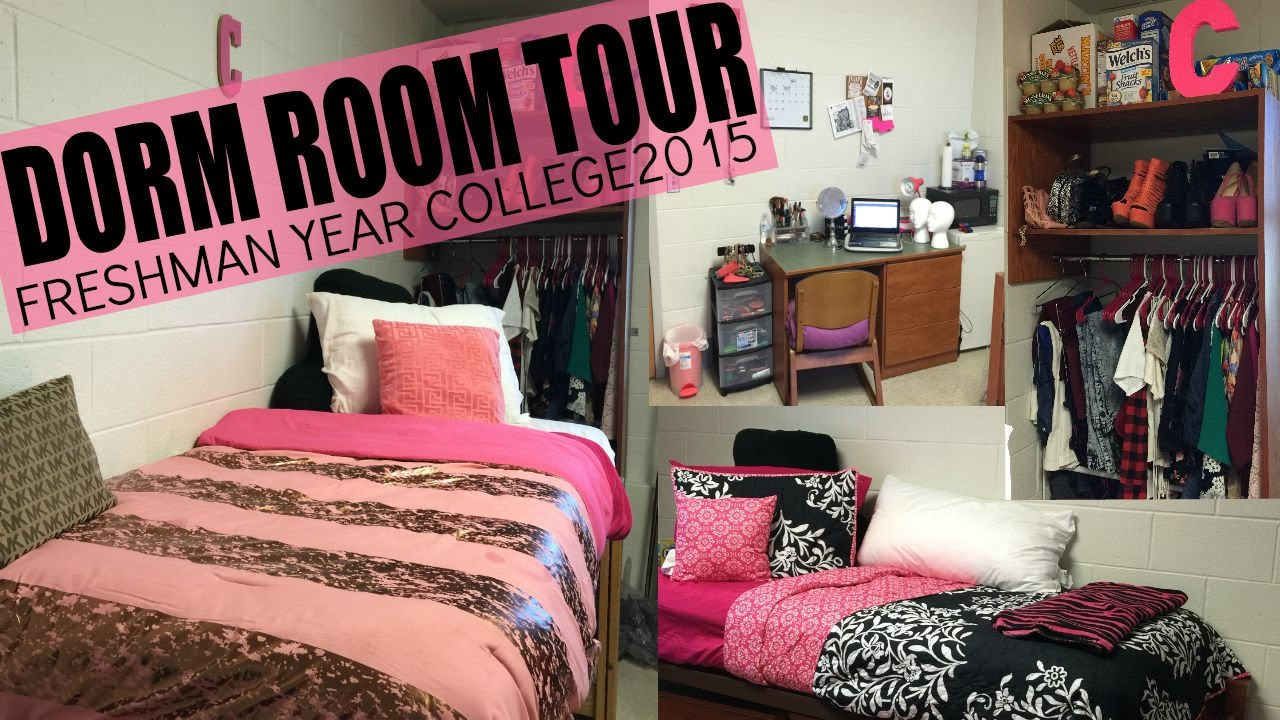Exceptional College Dorm Room Tour | University Of Toledo   Presidents Hall Part 7