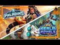 New Patches For Paladins and Realm Royale TODAY - Livestream [EN/PT]