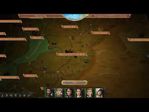 Pathfinder: Kingmaker - Sapphire fields - Kingdom Resource Gems
