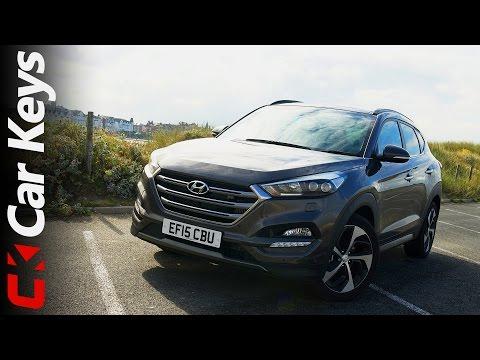Hyundai Tucson 2015 review Car Keys