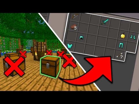 ONE Chest Challenge in Minecraft Pocket Edition (Lifeboat Survival Games)