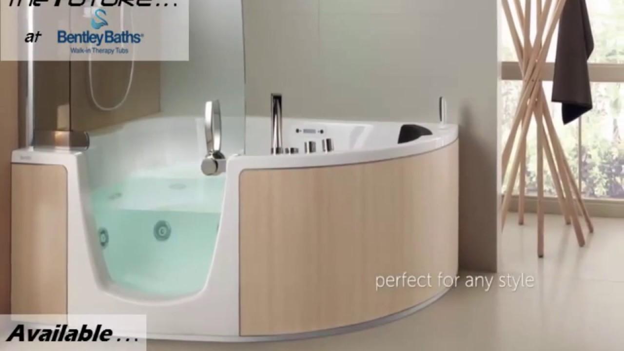 The Future - Teuco Walk-In Bathtubs - YouTube