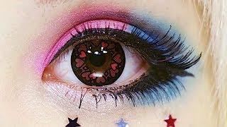 Most flashy  Makeup with Haruka Kurabayasi【with English Sub】