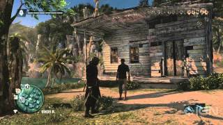 Assassin's Creed 4: Black Flag - Dancers And Pirates Gameplay