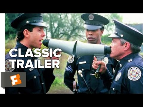 Police Academy (1984) Official Trailer - Steve Guttenberg Crime Comedy HD