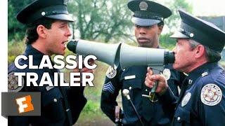 Video Police Academy (1984) Official Trailer - Steve Guttenberg Crime Comedy HD download MP3, 3GP, MP4, WEBM, AVI, FLV November 2018