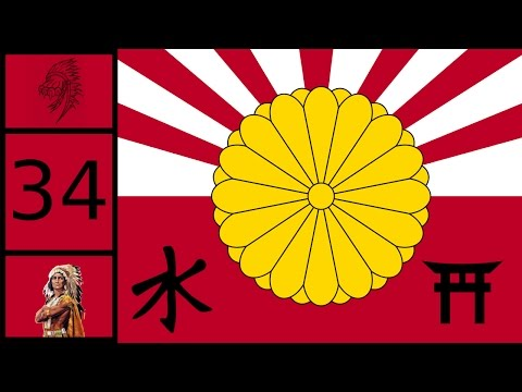 EU4 Mandate of Heaven - Celestial Japan #34 - Age of Absolutism