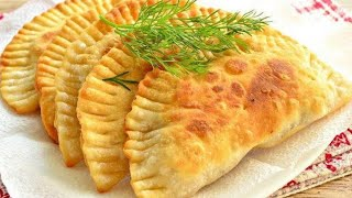 #Чебуреки домашние, заворное тесто для чебуреков. #Без 🥚 яиц#Вкусные #и #сочные#чебуреки