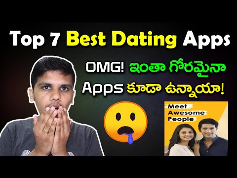 Top 7 Best Dating Apps 2020 In Telugu | Best Free Online Dating Apps Must Know It !