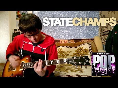 State Champs - Stitches (Guitar Cover)