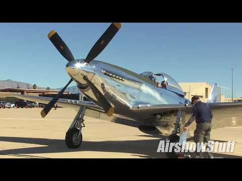 USAF Heritage Flight Conference 2018 - Extended Compilation