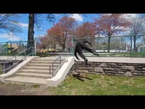 game of tag parkour