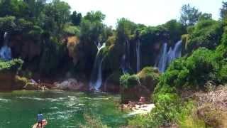 Kravice Waterfall, Bosnia & Herzegovina