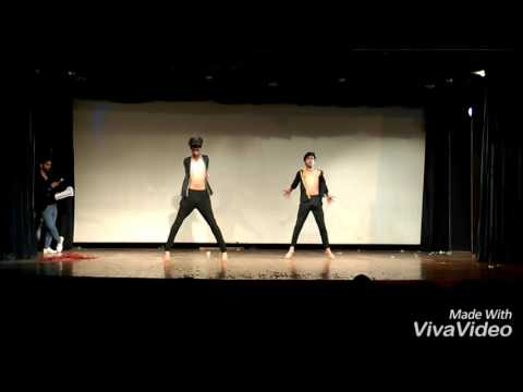 Chunar ABCD2 ft. Ritik and Arbaz choreographed by Bharat Painwal