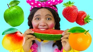 Learn Fruits with Johny Johny Yes Papa Song Nursery Rhymes for Kids #2