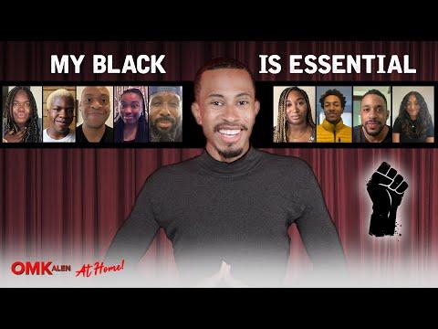 ''OMKalen'': Kalen and Ellen's Black Staffers Share Why Their Black Is Essential