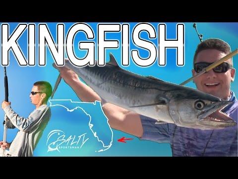 How To Catch King Mackerel Or (KINGFISH) Florida