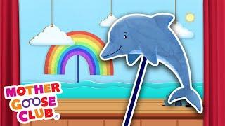 Rainbow Rainbow + More | Mother Goose Club Lullaby #NurseryRhymes