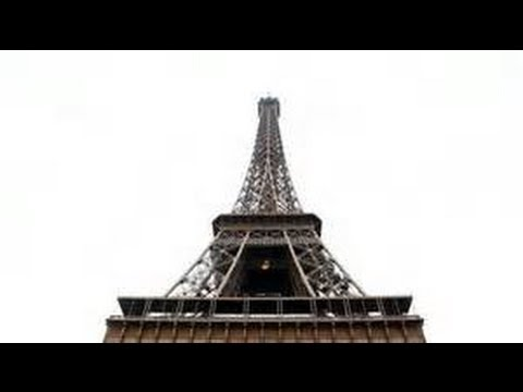 Greenpeace Activist Climbs Eiffel Tower To Demand Release Of 'Artic 30'