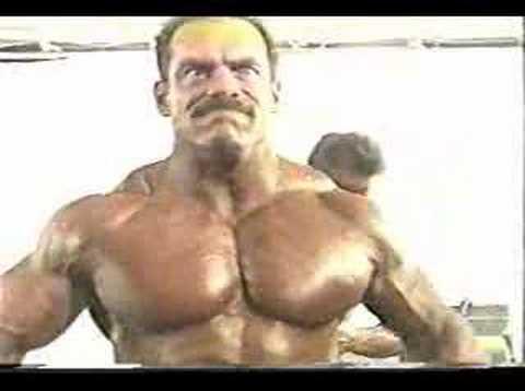 Muscular daddies