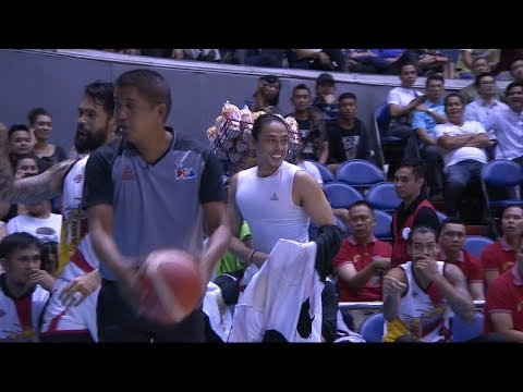 Terrence Romeo FORGETS To Wear His Jersey (VIDEO)