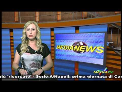 Medianews 22 luglio 2016