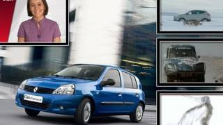 Renault Clio Campus Bye Bye 2012 Videos