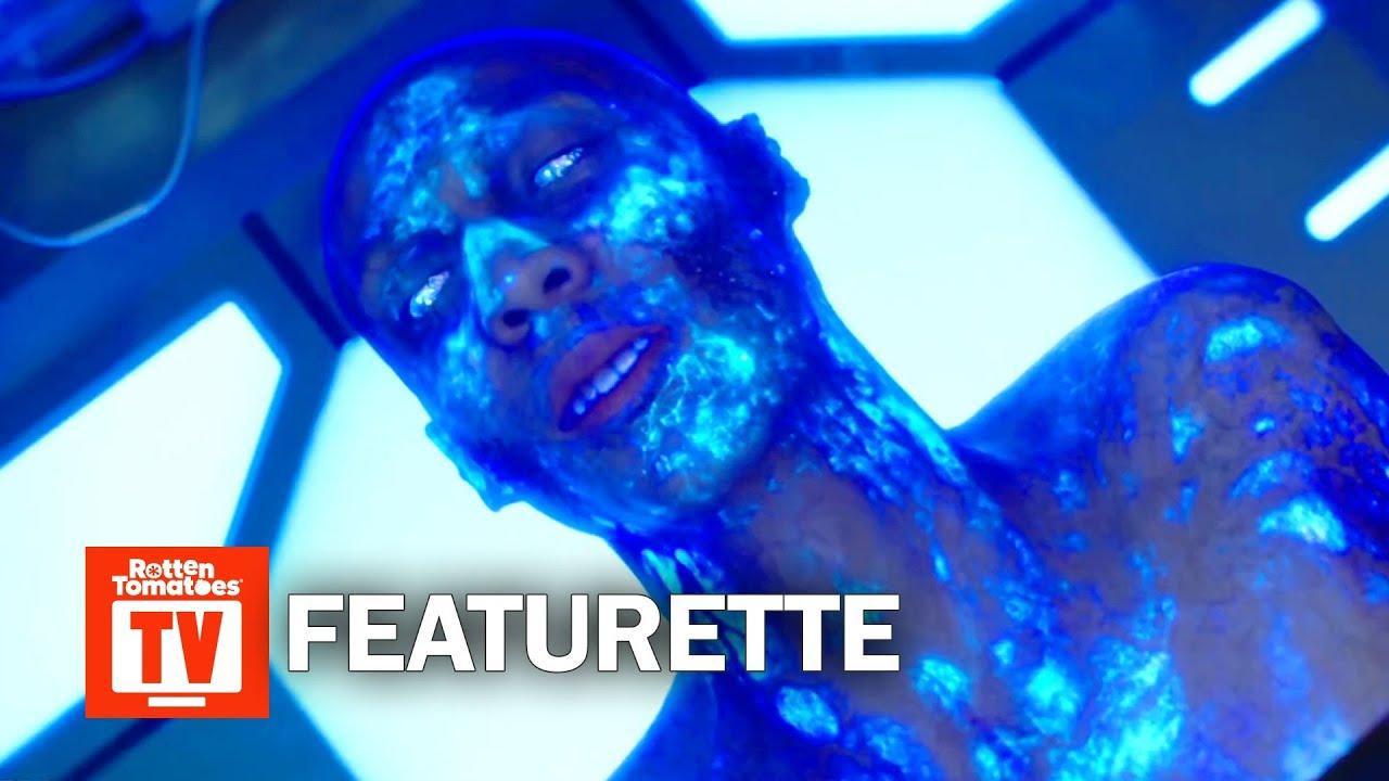The Expanse Season 3 Featurette Protomolecule Hybrid Rotten Tomatoes Tv