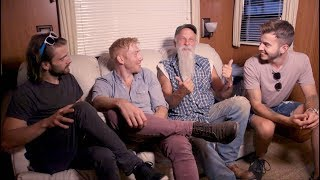 Pilot Episode 'Hyde Park' ft. Seasick Steve