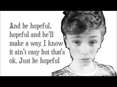 Hopeful Bars and Melody [Official Lyric Video]