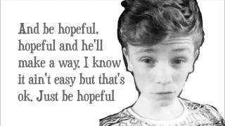 Hopeful Bars and Melody [Official Lyric Video] thumbnail