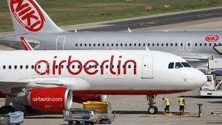 Банкротство Air Berlin: компании выделят €150 млн (новости)