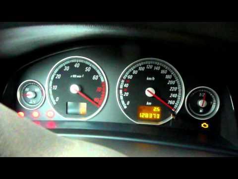 Coupure instrumentation sur Opel Vectra GTS - Opel