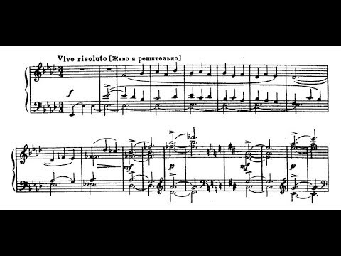 MILY BALAKIREV - ALL WALTZES FOR PIANO SOLO (audio + sheet music)