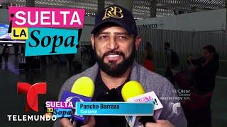 Pancho Barraza opinó sobre Julión Álvarez | Suelta La Sopa | Entretenimiento