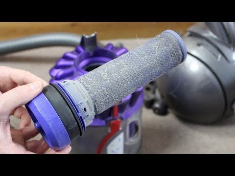 Dyson DC39 Vacuum Cleaner Maintenance Tips