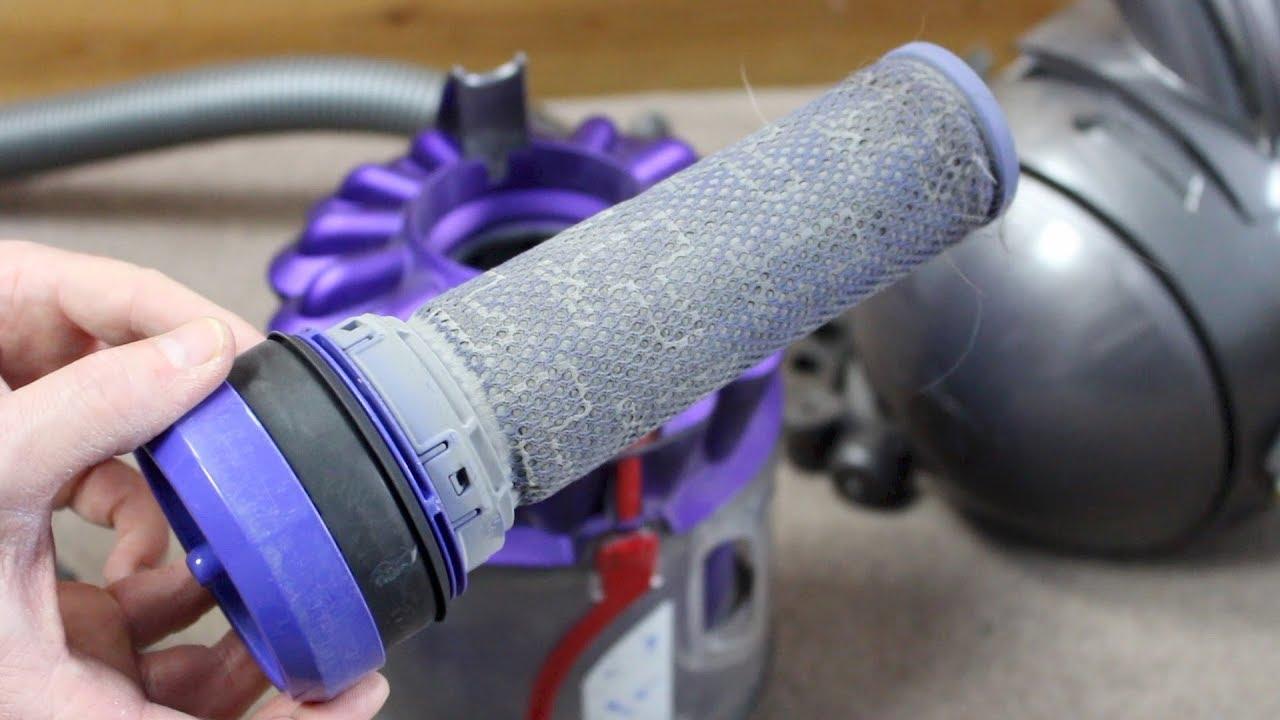 Dyson Dc39 Vacuum Cleaner Maintenance Tips Clipzui Com