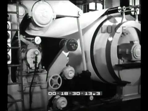 Numero unico dedicato al centro industriale di Torviscosa: la produzione di tessuti .. from YouTube · Duration:  7 minutes 11 seconds