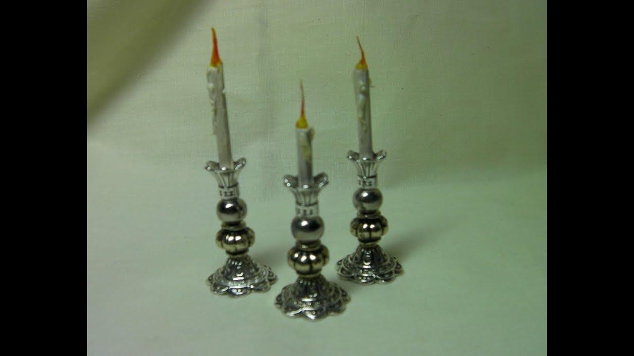 Como hacer unos candelabro para el pesebre candelabra - Como hacer candelabros ...