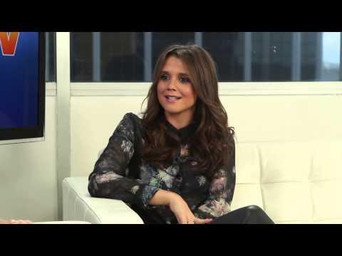 Alexandra Chando Interview -