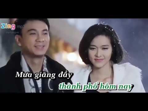 Thành Phố Mưa Bay - Karaoke - Quang Dũng [Beat]