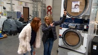 Who Knows, If You Visit The Tanked Crew, You Might End Up Hiding In A Washing Machine