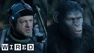 Turning Human Motion-Capture into Realistic Apes in Dawn of the Planet of the Apes | WIRED
