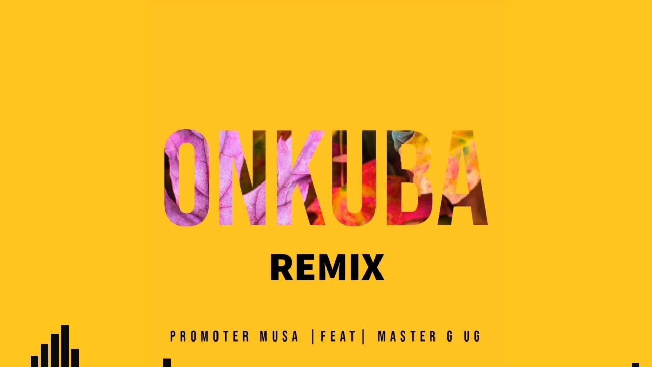 Promoter Musa - Onkuba (feat. Master G) [Remix] (Official Audio)