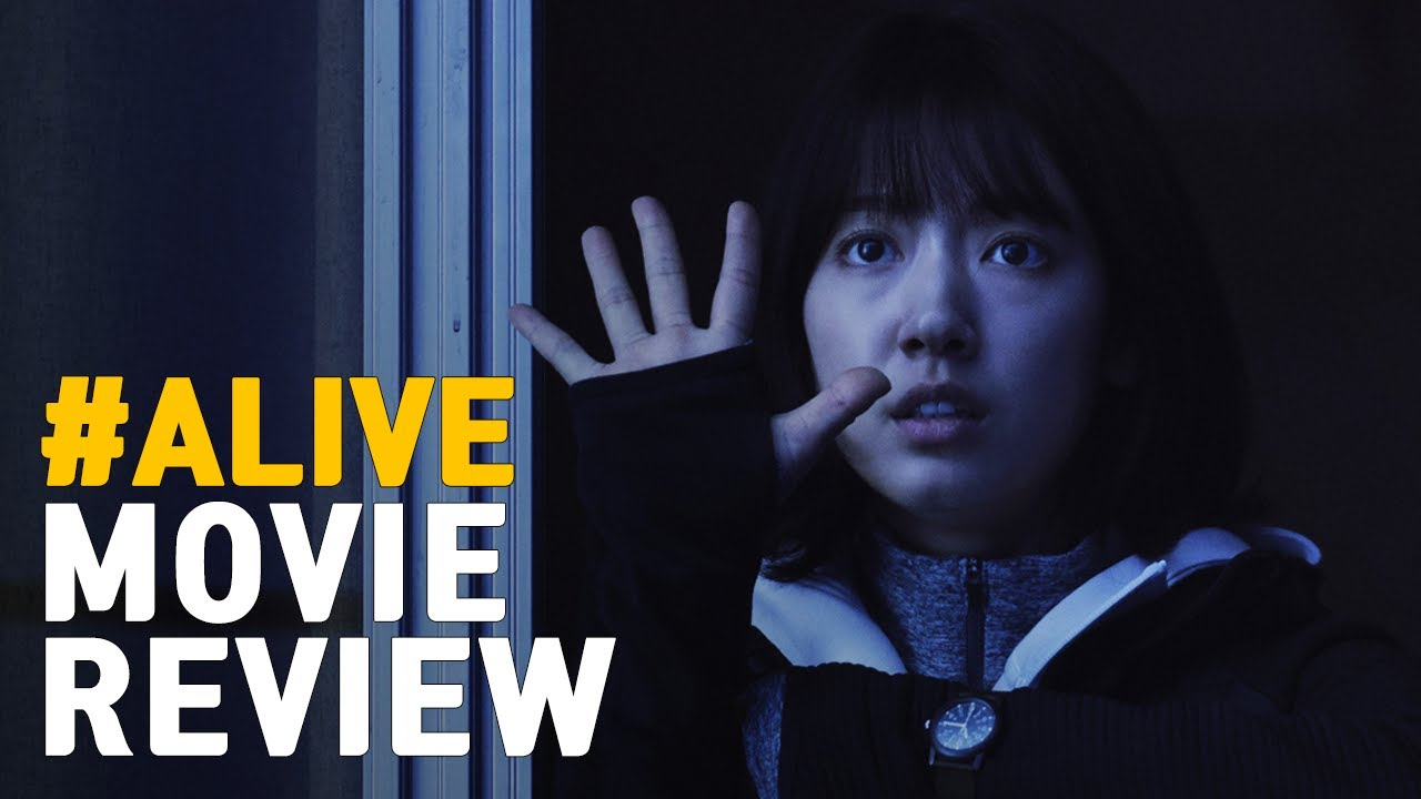 Alive 2020 살아있다 Movie Review Eontalk Youtube