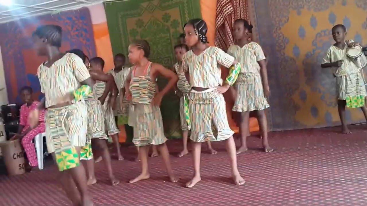 YORUBA CULTURAL DANCE