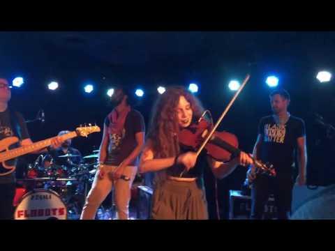 Flobots- Fight With Tools (live) with lyrics @ The Bottleneck Lawrence, KS Oct.28,2016